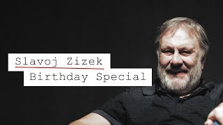Slavoj Zizek Birthday Special: Politics, Philosophy, and Hardcore Pornography - RUSSIATODAY