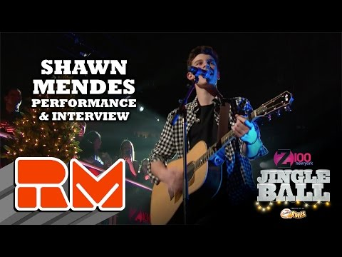Rmtv magic music live performances for Shawn mendes live at madison square garden