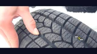 Автоклуб Tavs Auto протестировал зимние шины бюджетного класса