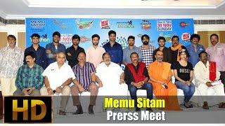 Memu Sitam Prerss Meet - IGTELUGU