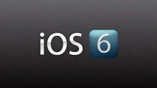 iOS6 中文