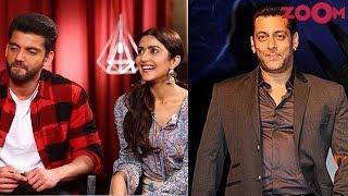 Notebook stars Zaheer & Pranutan share their fond memories with Salman Khan - ZOOMDEKHO