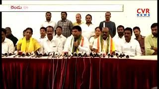 Nama Nageswara Rao Slams Telangana Chief Minister KCR At Khamam Dist l CVR NEWS - CVRNEWSOFFICIAL