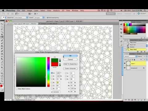 Photoshop CS5 -Lesson 5: Selecting Part of an Image