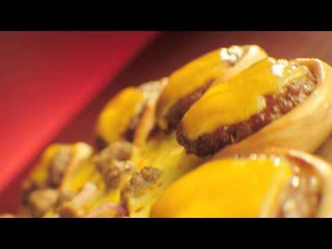 Pica Hat, pica hamburger