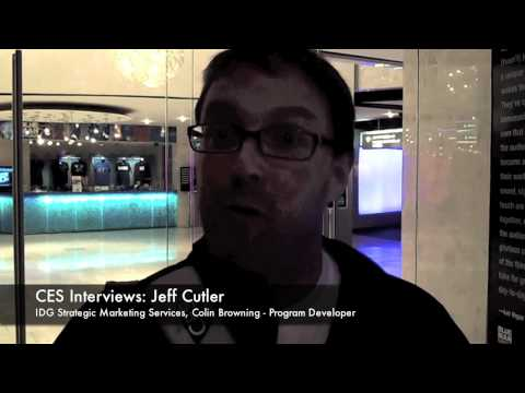 hqdefault CES 2011: Interview with Jeff Cutler