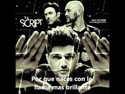 The Script  Hall of Fame ft. will.i.am letra en español