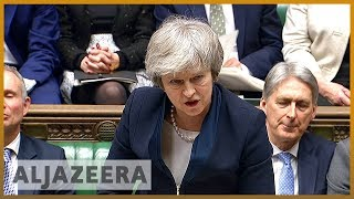 🇬🇧 Brexit: MPs refuses to support Theresa May's plan l Al Jazeera English - ALJAZEERAENGLISH
