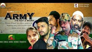 ARMY its not a word||telugu latest short film 2019||pulwama attack|| Direction-shasha ssv - YOUTUBE