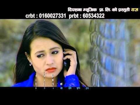 Dipesh Thapa latest lok dohari song 2014 Aashu Ko Talaw by Jay Devkota & Tika Pun - Dipashana Music