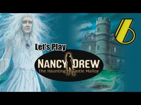 Nancy Drew 19: Haunting of Castle Malloy [06] w/YourGibs - BOG MAZE LEADS TO MYSTERIOUS HUT