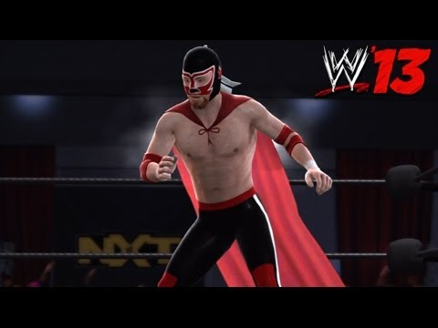 WWE '13 Community Showcase: El Generico (Xbox 360)