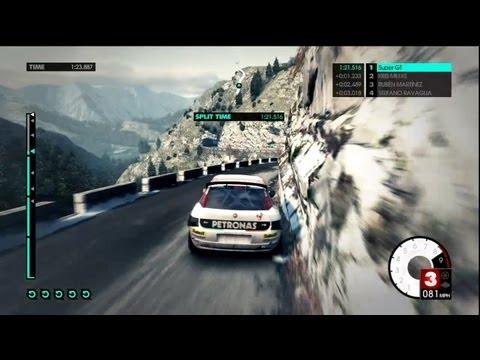 DiRT 3: Monte Carlo DLC - Sospel