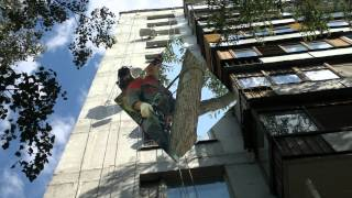 Высотные работы альпинизм промышленный в москве и мо