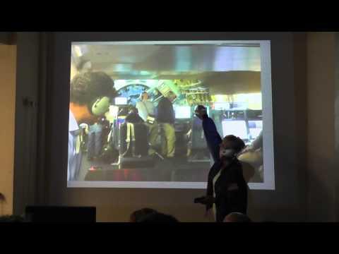 NASA SOFIA (Stratospheric Observatory for Infrared Astronomy) \ Kathleen Fredette