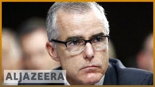🇺🇸 Ex-FBI official: Trump's firing of FBI head Comey triggered probe l Al Jazeera English - ALJAZEERAENGLISH