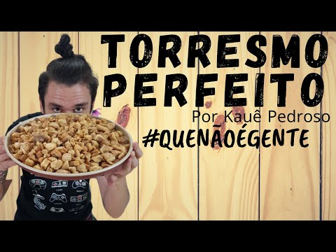 RECEITAS DO KAUÊ - TORRESMO PERFEITO