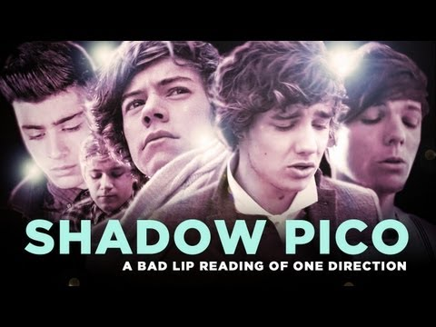 Bad Lip Reading Takes on One Direction