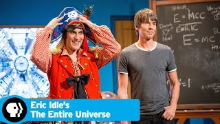 ERIC IDLE'S THE ENTIRE UNIVERSE | Astrology vs. Astronomy | PBS - PBS