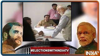 Lok Sabha Election 2019: PM Modi, Amit Shah arrives in Gujarat to cast thier votes - INDIATV