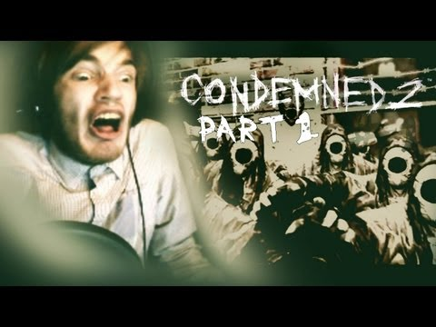 Condemned 2 Blood Shot Lets Play Part 1 Walkthrough Playthrough Lets Play Condemned