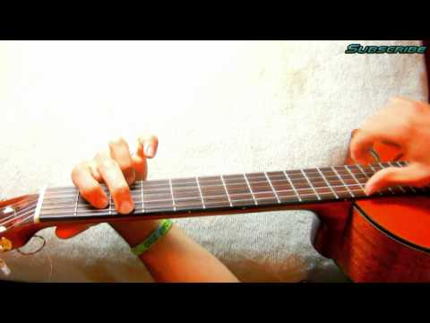 Call me Maybe - Carly Rae Jepsen ( GUITAR tutorial ) chords and strumming Lesson