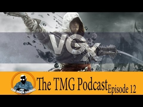 The TMG Podcast Episode 12: Steam Sales Are Crazy - 12/03/2013