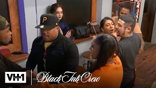 Junior & S.P. Start a BRAWL at Friendsgiving | Black Ink Crew: Chicago - VH1