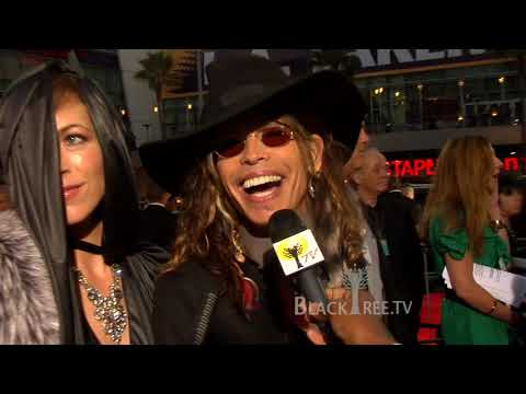 2008 American Music Awards on BlackTree TV ; Steven Tyler, Raekwon
