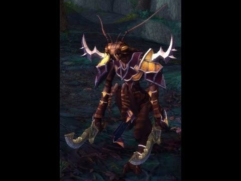 World of Warcraft rare - Torik Ethis