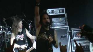 Death Angel - Mistress of Pain (Live in Istanbul) (1498)