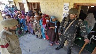 15 constituencies to vote in Jammu & Kashmir - TIMESNOWONLINE