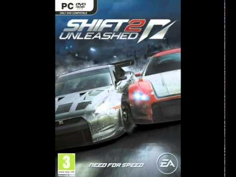 Need For Speed Shift 2 Unleashed Soundtrack - Hollywood Undead - Levitate