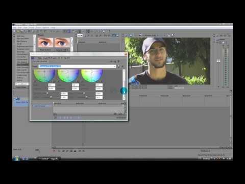 Efeito VHS/Antigo - Vegas Pro 9.0 - Tutorial