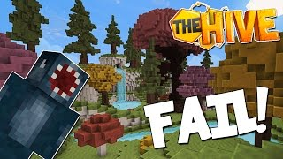 watch the youtube video Minecraft - Squiddy Sundays - Hive.MC Fail Montage!