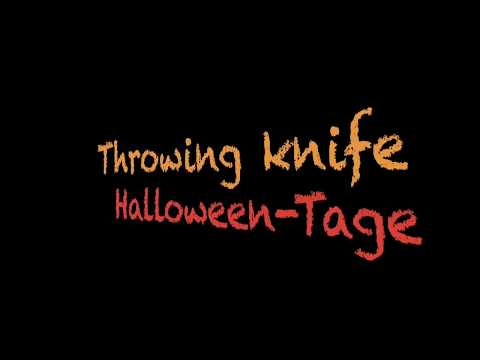 Throwing Knife Montage