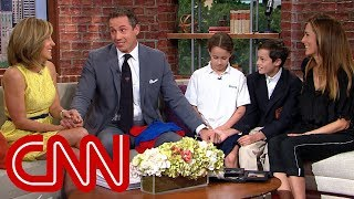 Chris Cuomo says goodbye to 'New Day' - CNN