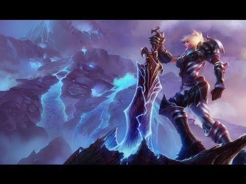 League of Legends - Low Elo Riven