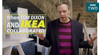Is it a sofa or a bed? Tom Dixon and IKEA collaborate - Flatpack Empire - BBC Two - BBC