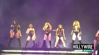 Inside Fifth Harmony's 7/27 Tour! - HOLLYWIRETV