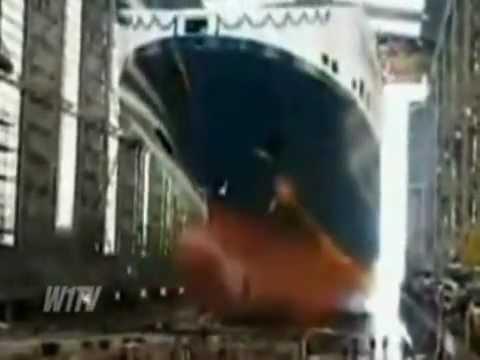 Lançamento de Navios ao Mar