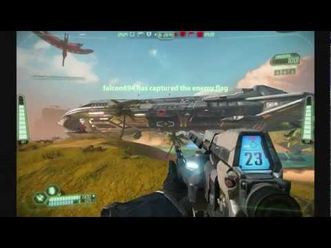 Preview Tribes Ascend - Gameplay