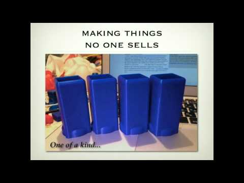 3D Printing to Improve Your Life - DIY-Maker-Hacker Nomikai Presentation
