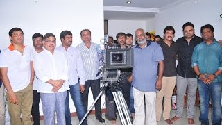 Our New Movie Opening || Staring Sunil || Directed By Vasu Varma Of Josh Fame - DILRAJU