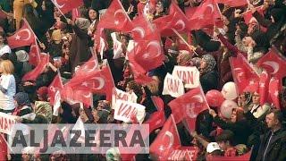 Turkey's ruling AKP begins push to amend constitution - ALJAZEERAENGLISH