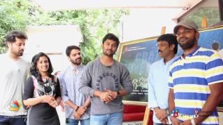 Nani launches 'Pichiga Nachave' First Look | Nandu | Chethana Uttej - IGTELUGU