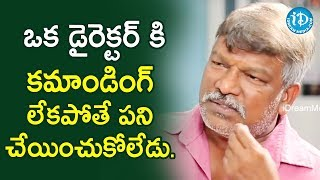 Every Director Should Have Command Over the Film - Director Krishna Vamsi | Frankly With TNR - IDREAMMOVIES