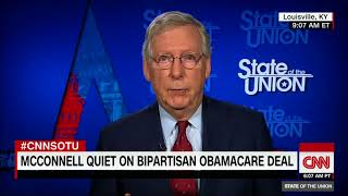 Mitch McConnell's full 'State of the Union' interview - CNN