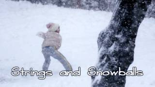 Royalty Free :Strings and Snowballs