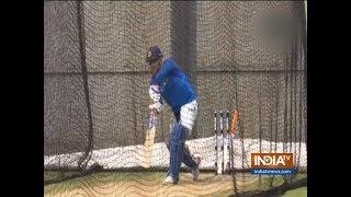 India vs New Zealand: Team India practices ahead of ODI series opener - INDIATV